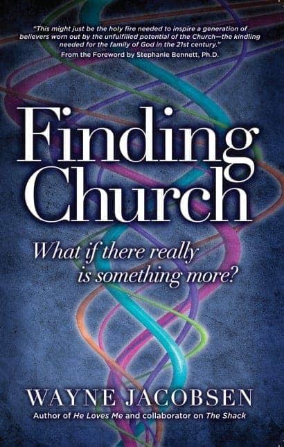 Finding Church by Wayne Jacobsen