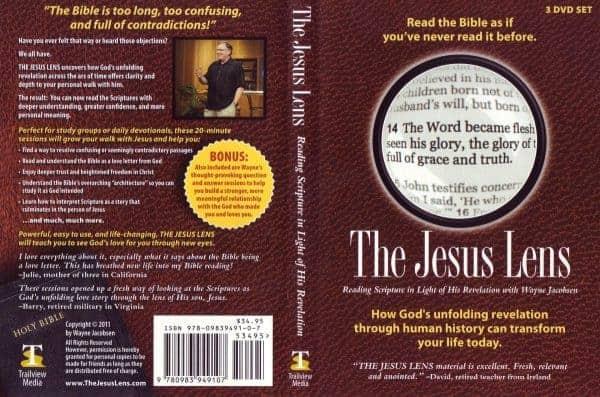 The Jesus Lens DVD by Wayne Jacobsen