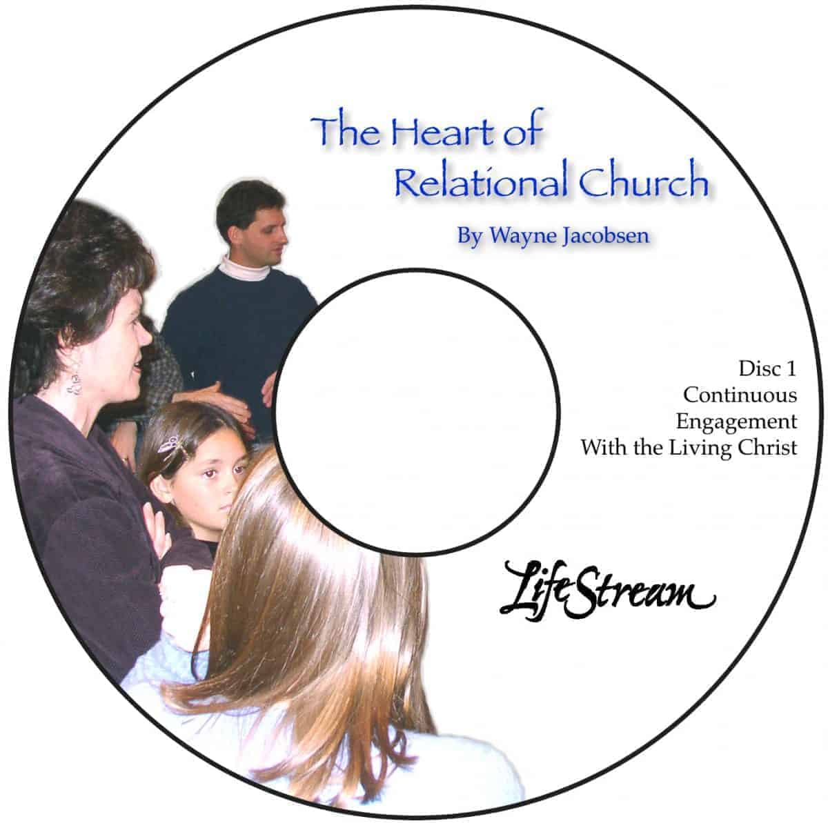 The Heart of the Relational Church