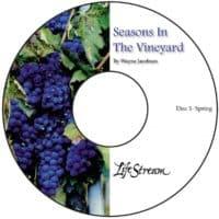 Seasons In The Vineyard [Audio] by Wayne Jacobsen