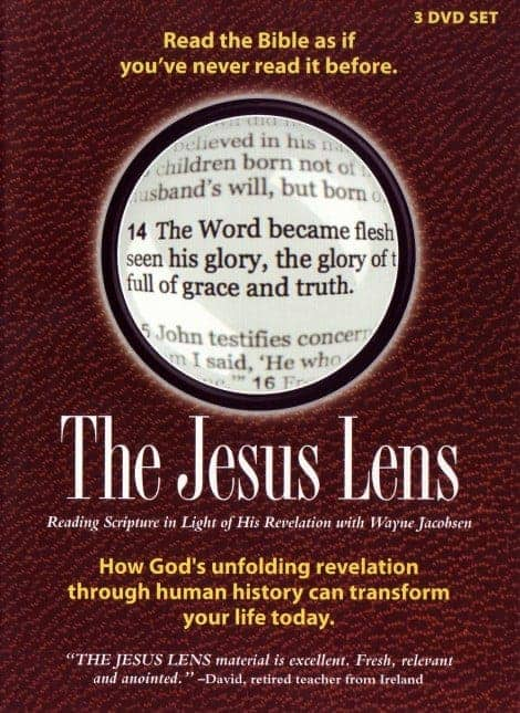 The Jesus Lens DVD by Wayne Jacobsen