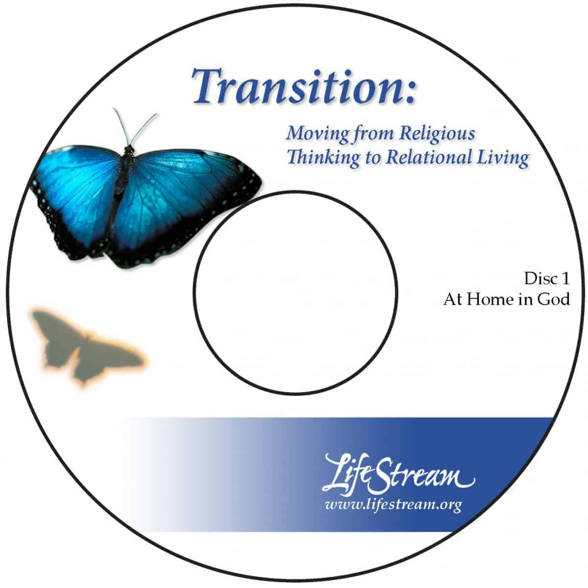 Transition Series Audio by Wayne Jacobsen