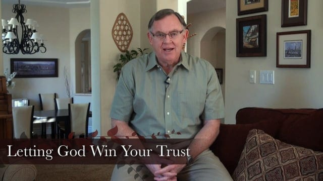 Engage 20: Letting God Win Your Trust